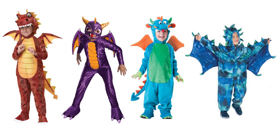 halloween dragon costumes