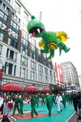 Rex the Happy Dragon Macy's parade balloon