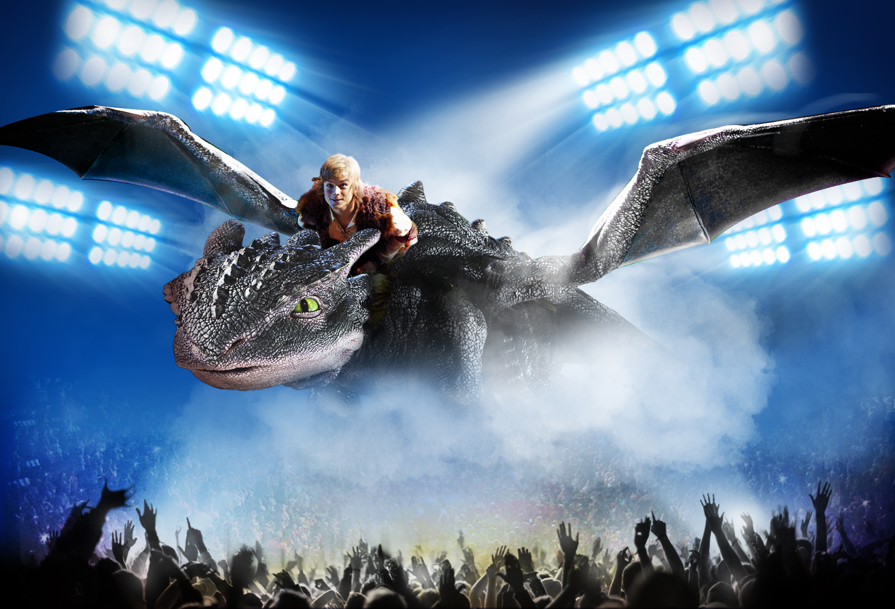 how to train your dragon flying