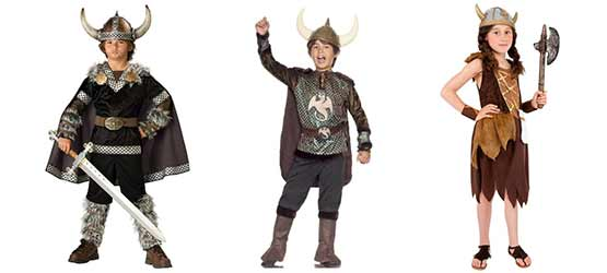How to Train Your Dragon Viking costumes