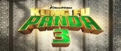 Kung Fu Panda 3 Title Screen