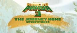 Kung Fu Panda 3 Premiere sweepstakes logo