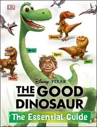 The Good Dinosaur The Essential Guide Book Pixar