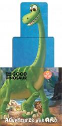 The Good Dinosaur Adventures with Arlo Book Pixar