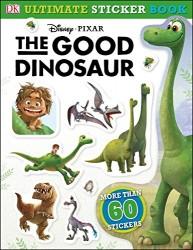 The Good Dinosaur Ultimate Sticker Book Pixar