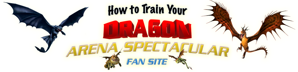 NightFuryLive: How to Train Your Dragon Live Spectacular Show